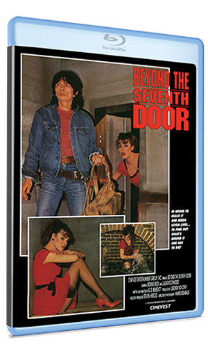 Beyond the Seventh Door Movie cover
